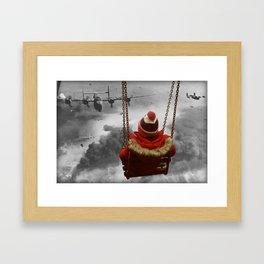 Bombers Framed Art Print