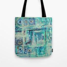 The Labirinth Tote Bag