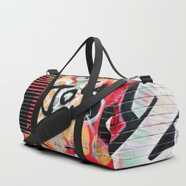 Joy & bike Duffle Bag