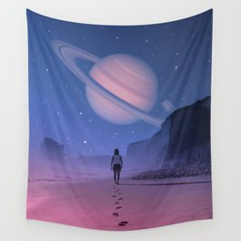 Glimpse of a Dream Wall Tapestry