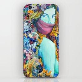 Medusas Sister iPhone Skin