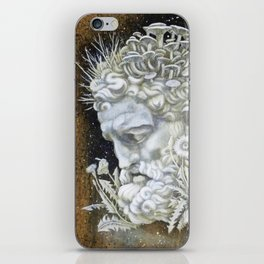 The Cost of Wisdom iPhone Skin