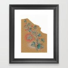 Plante 1 - 211216 Framed Art Print