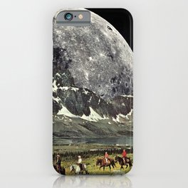 Mountains of Montanya iPhone Case