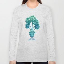 Beach Bouquet Long Sleeve T-shirt