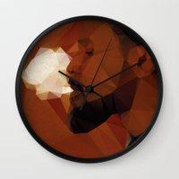 django Wall Clocks featuring Django by David
