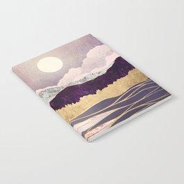 Lunar Waves Notebook