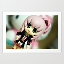 Amo chan Art Print