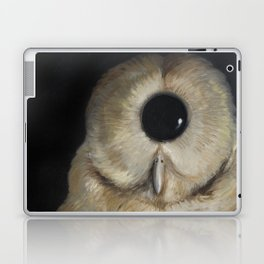Amorphous Owl Laptop & iPad Skin
