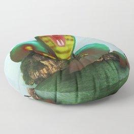 Halong Naga Floor Pillow