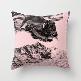 composition Throw Pillow