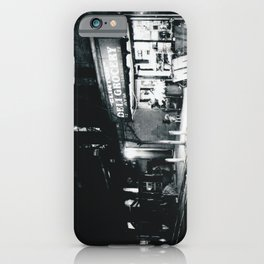 """NYC - """"Clinton"""" Deli Grocery, Lower East Side iPhone Case"""