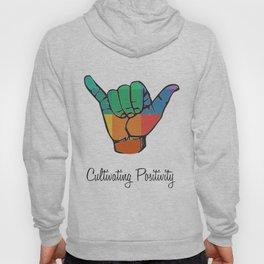 Cultivating Positivity Tee Hoody