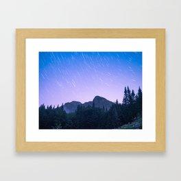 Entre Chien et Loup Framed Art Print