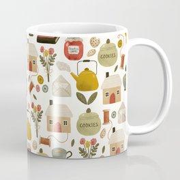 Summer Cottage Days Coffee Mug