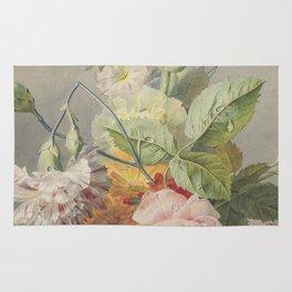 Georgius Jacobus Johannes van Os - Flower arrangement - 1800/1825 Rug