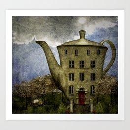 Java Estate Art Print