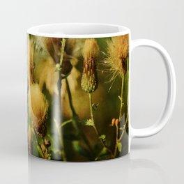Thistle Burst Coffee Mug