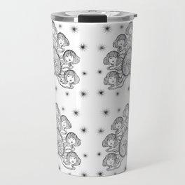 Medusa's Children Travel Mug