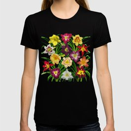 Display of daylilies I T-shirt