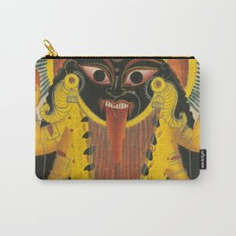 Kali Goddess Vintage Carry-All Pouch
