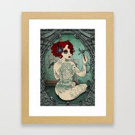 Inchiostri ribelli Framed Art Print