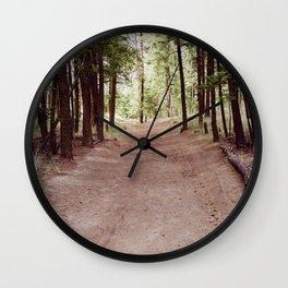 35mm Woods Wall Clock