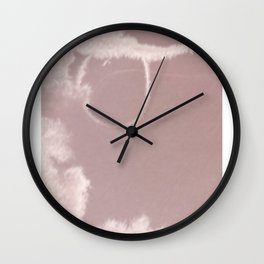 silent space_1 Wall Clock