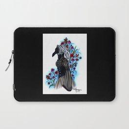 Plague Doctor Laptop Sleeve