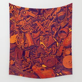 Stumble Wall Tapestry