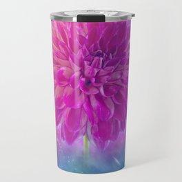 Image of the flower dahlia Travel Mug