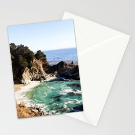 Big Sur McWay Falls Stationery Cards