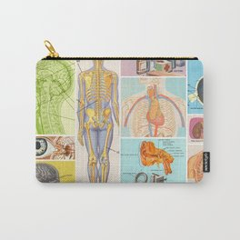 It's What's On The Inside… Carry-All Pouch