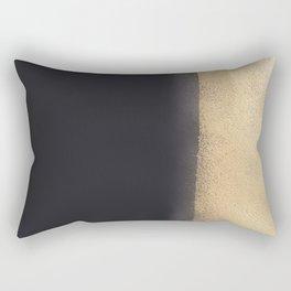 Golden touch4 Rectangular Pillow