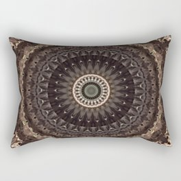 Some Other Mandala 78 Rectangular Pillow