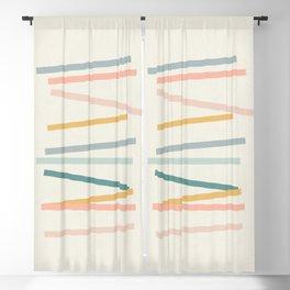 Sticks Blackout Curtain