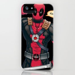 The Merc With a Mouth iPhone Case