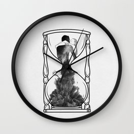 It's our time. Wall Clock