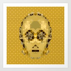 Star Wars - C-3PO Art Print
