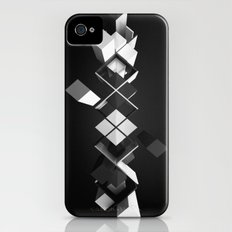 Argyle Deconstruction iPhone (4, 4s) Slim Case