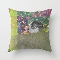 Prosper Planet Throw Pillow