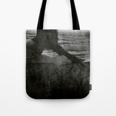 The Tale of a Mermaid Tote Bag