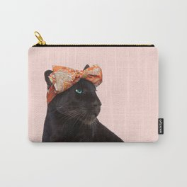 FASHION PANTHER Carry-All Pouch