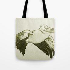 Pellicano Tote Bag
