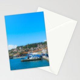Ohrid, Macedonia Stationery Cards