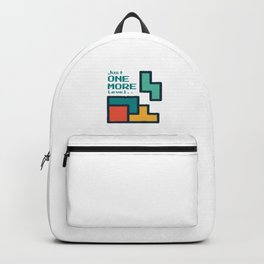 Just one More Level Backpack