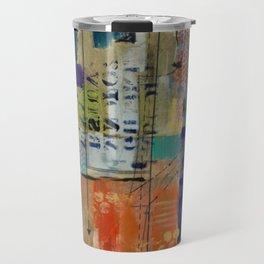 Conversing in Color Travel Mug