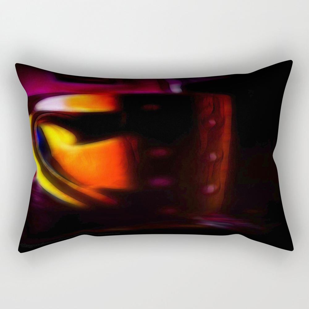 My Cup Of Tea Rectangular Pillow RPW975747