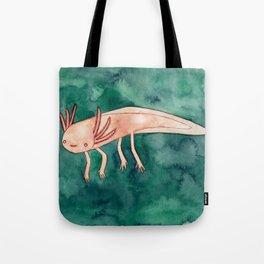 Axolotl Tote Bag