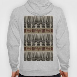 Africa Patterns Hoody